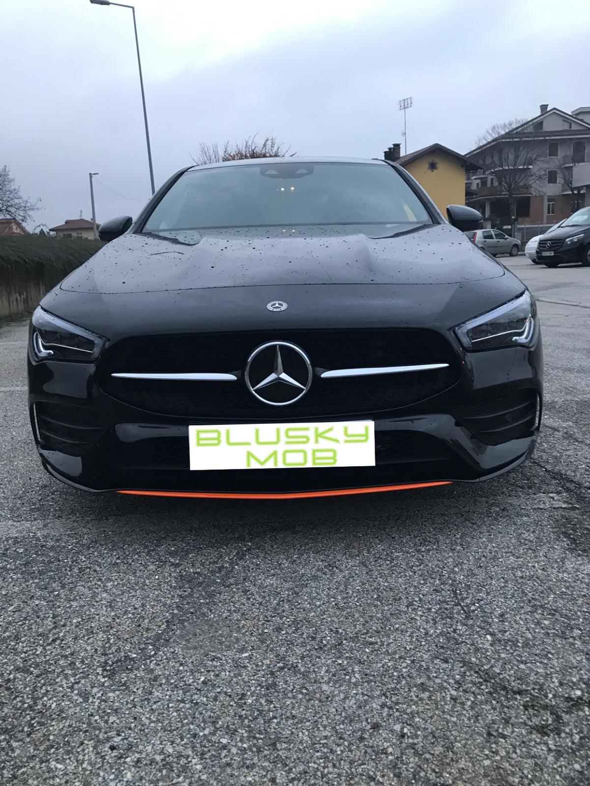 MERCEDES CLA 220d ORANGE EDITION 190Cv Premium